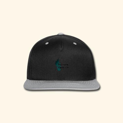 Dechiyen Chronicles Logo - Snap-back Baseball Cap