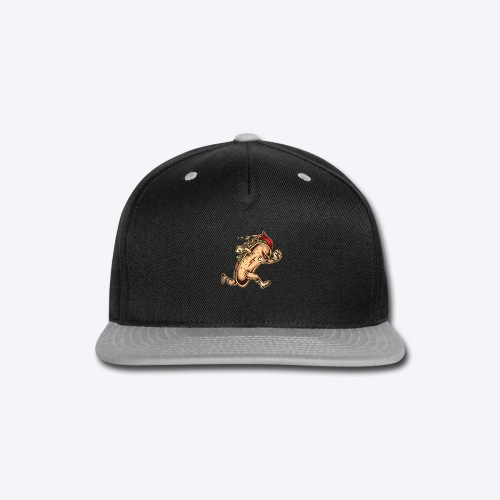 Hot Dog Hero - Snap-back Baseball Cap