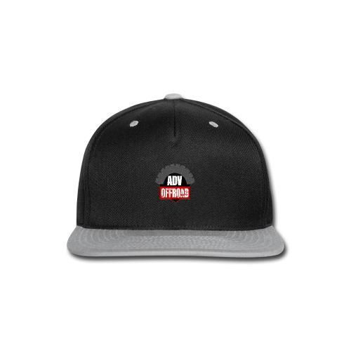 ADVOFFROAD UPDATED - Snap-back Baseball Cap