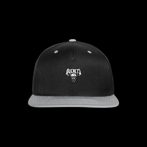 Team Buckets - Snap-back Baseball Cap