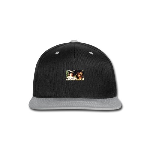 Jaw Thrust Cover Art - Snap-back Baseball Cap