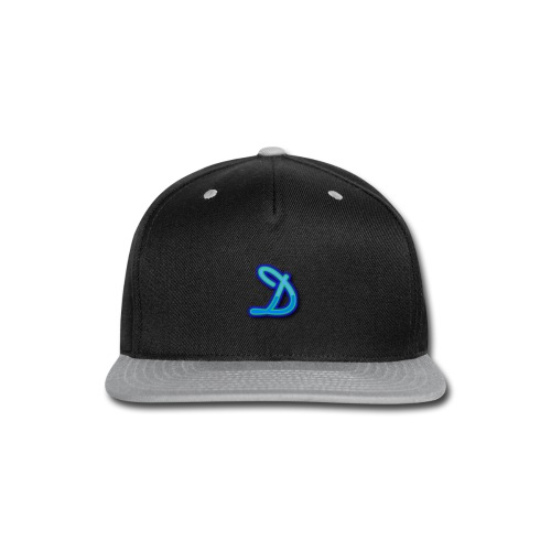 D - Snap-back Baseball Cap