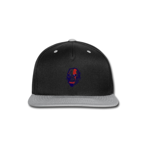 t shirt design 26 gorilla kratos by marekpl d - Snap-back Baseball Cap