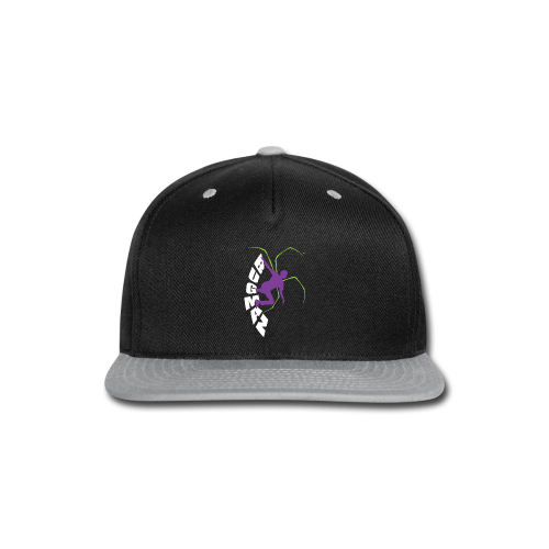 BUGMANFINALv2 - Snap-back Baseball Cap