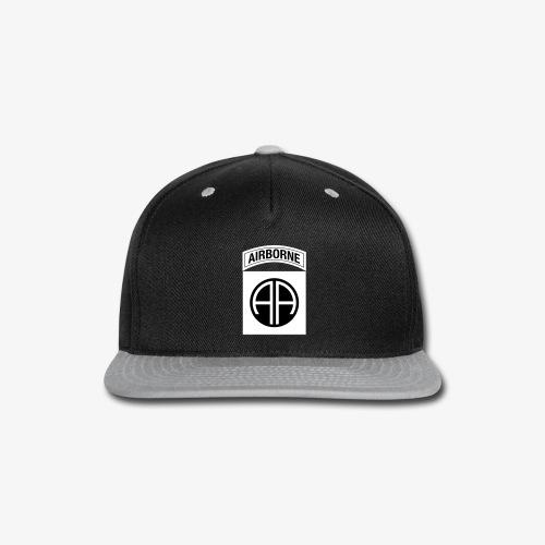 82nd Airborne Division OCP - Snap-back Baseball Cap