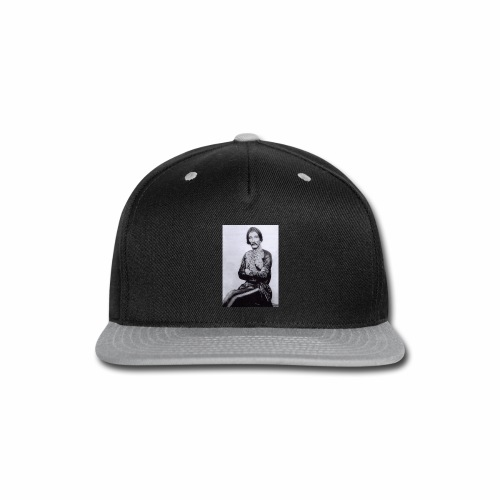 raden saleh photo sp 03 - Snap-back Baseball Cap