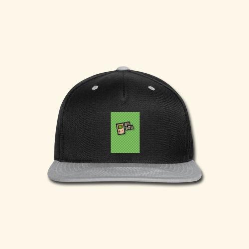 oh boy handy - Snap-back Baseball Cap