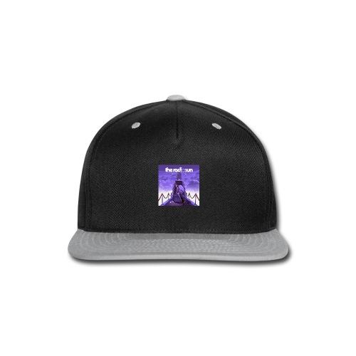 cover new hr jpg - Snap-back Baseball Cap