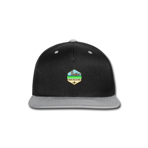 Hiking Melbourne - Snap-back Baseball Cap