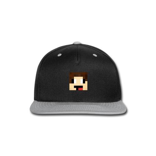 miloderpface - Snap-back Baseball Cap
