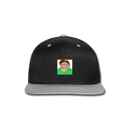 Gabe - Snap-back Baseball Cap