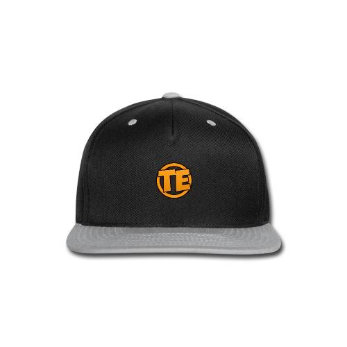 TechElement Logo Official - Snap-back Baseball Cap