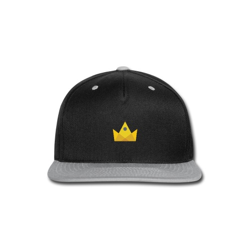I am the KING - Snap-back Baseball Cap