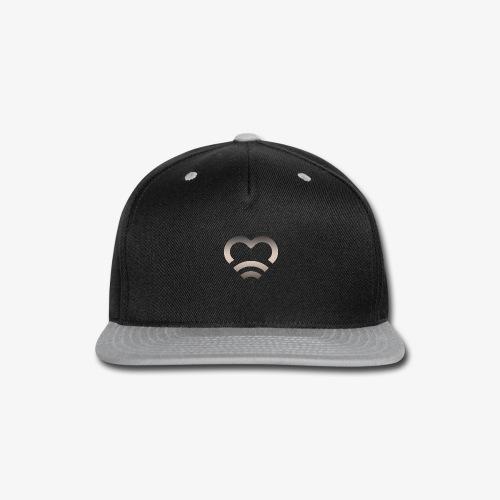 I Heart Wifi IPhone Case - Snap-back Baseball Cap