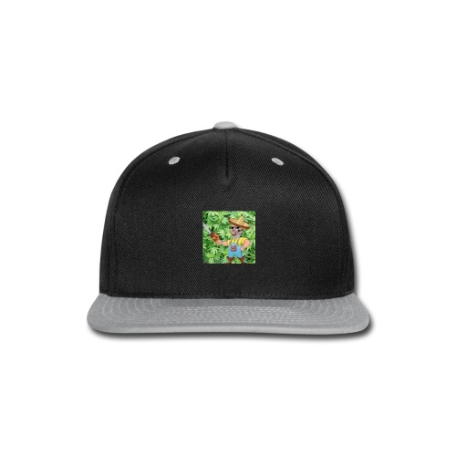 momothefarming - Snap-back Baseball Cap