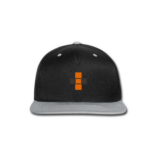 bloggingaid-icon - Snap-back Baseball Cap