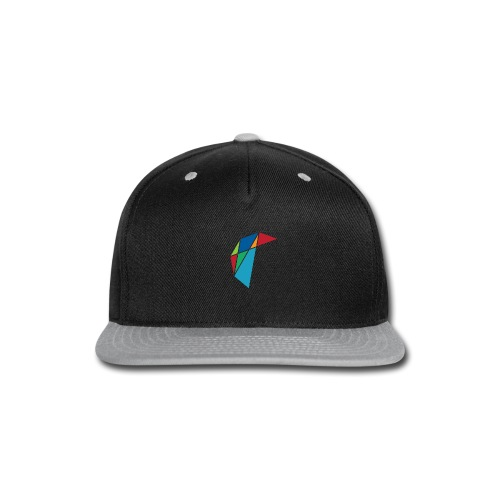 GLARE Logo - Snap-back Baseball Cap