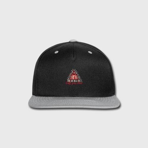 My Favorite Murder - Snap-back Baseball Cap