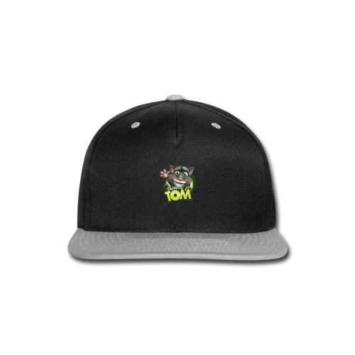 Talking_TOM_wave_preview_lowRes - Snap-back Baseball Cap