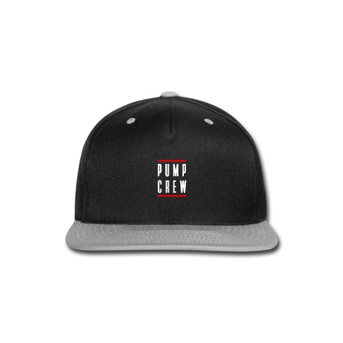 Pump Crew - Snap-back Baseball Cap