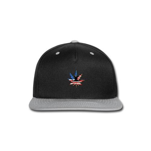 Logo_1-2 - Snap-back Baseball Cap