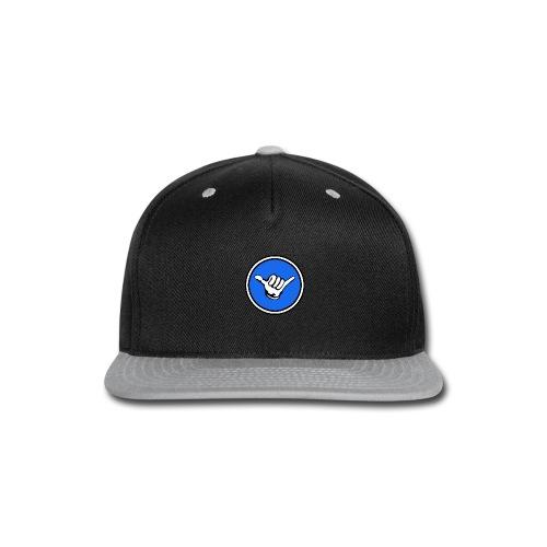Shaka Gaming Main Logo - Snap-back Baseball Cap