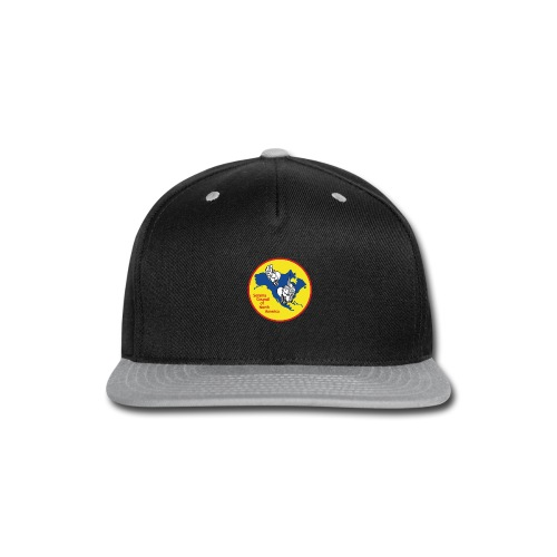 SCNA logo - Snap-back Baseball Cap