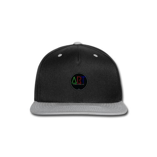 A.R.T MOVEMENT - Snap-back Baseball Cap