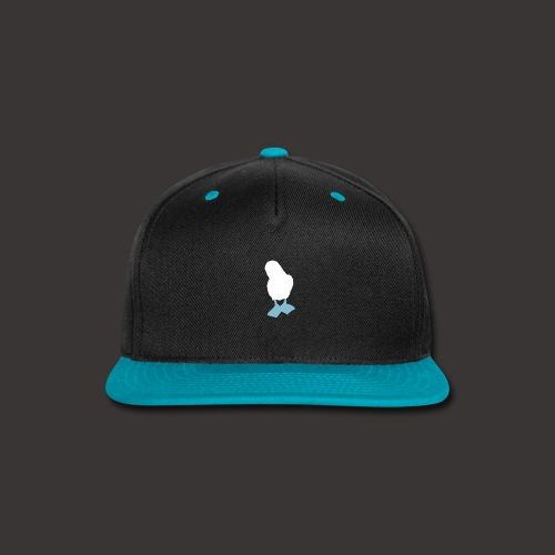 Boobies_Logo_png - Snap-back Baseball Cap