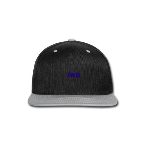 JevWD Merch - Snap-back Baseball Cap