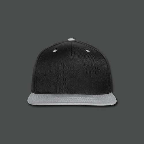 Slick Logo - Snap-back Baseball Cap