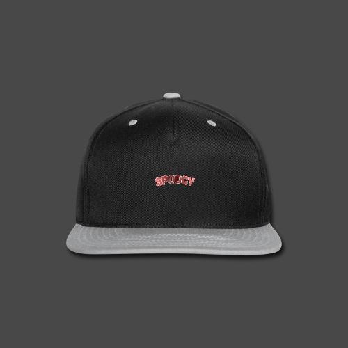 Sp00cy Logo - Snap-back Baseball Cap
