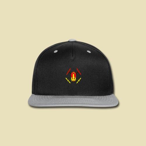GrisDismation Ongher Droning Out Tshirt - Snap-back Baseball Cap