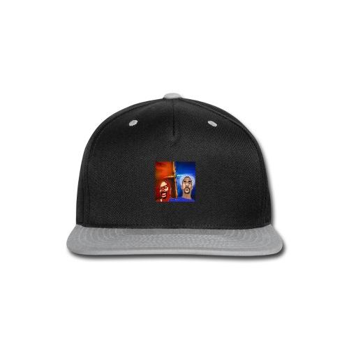 pretty tony galaxy 7 edge case - Snap-back Baseball Cap