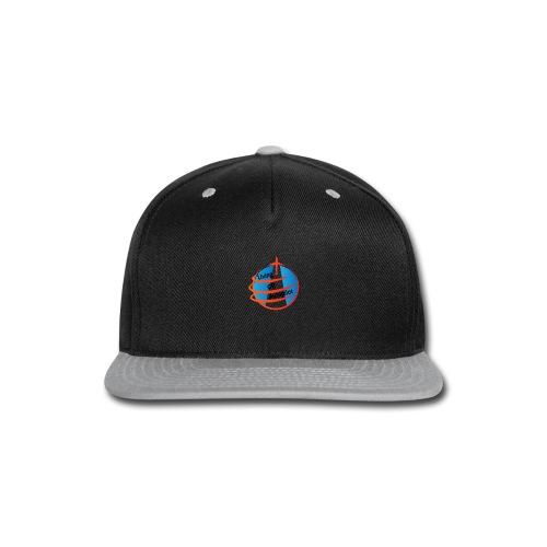 Living Off Autopilot - Snap-back Baseball Cap