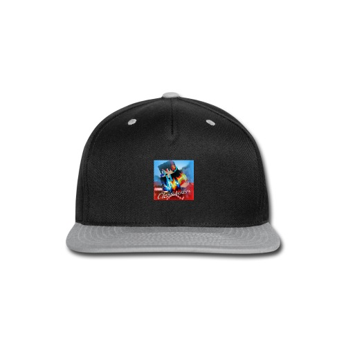 Logo Clezoulou59 2016-2017 - Snap-back Baseball Cap