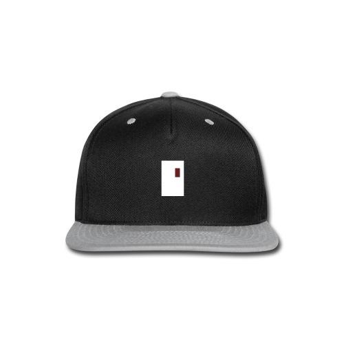 meta - Snap-back Baseball Cap