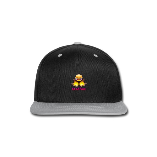 DAMNDANIEL - Snap-back Baseball Cap