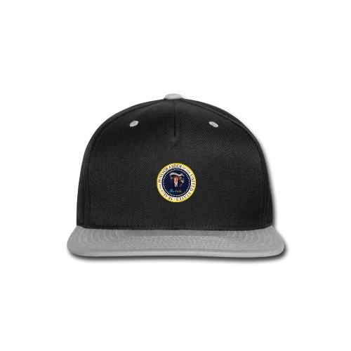 POTUS_Grabber - Snap-back Baseball Cap