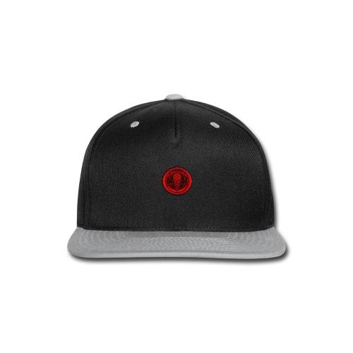 Acrosal Logo Tshirt - Snap-back Baseball Cap