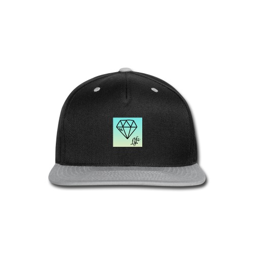 diamond life - Snap-back Baseball Cap