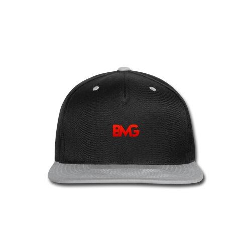 BMG Apparel - Snap-back Baseball Cap