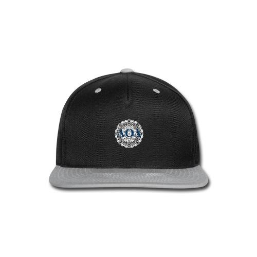 Mandala - Snap-back Baseball Cap