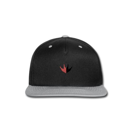 Lotus Blade Shirt - Snap-back Baseball Cap