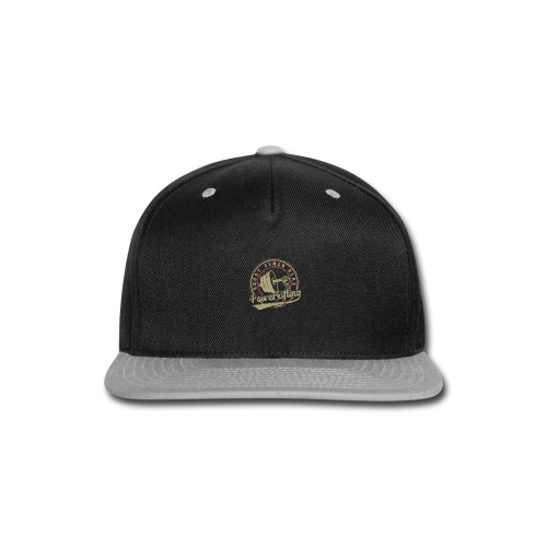 powerlifting - Snap-back Baseball Cap