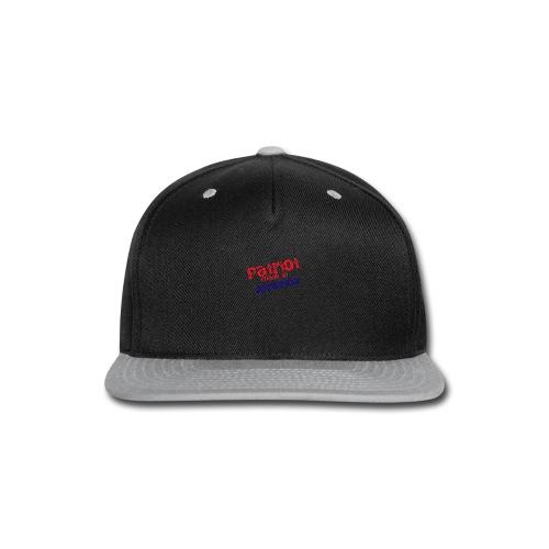 Patriot mug - Snap-back Baseball Cap