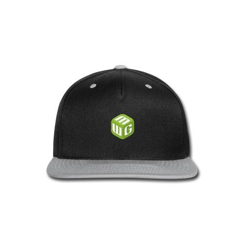 Steve Sized MWG T-Shirt (3XT) - Snap-back Baseball Cap