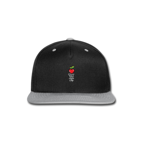 Grow Old with Me - Snap-back Baseball Cap