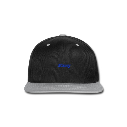 d0nny - Snap-back Baseball Cap
