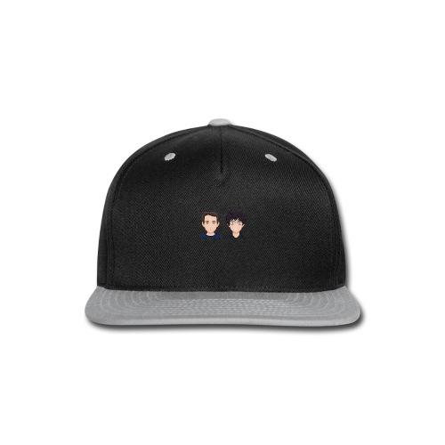 Sun-Both - Snap-back Baseball Cap